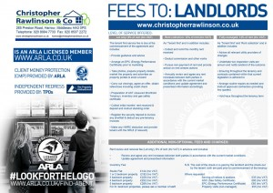 Landlord Fees